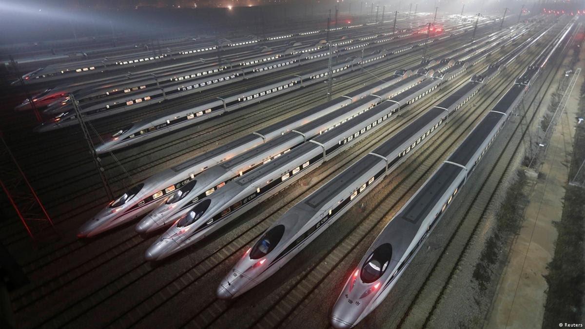 Fuxing Shanghai maglev