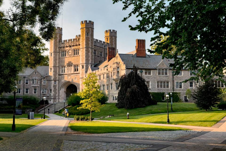 princeton top 10 universities in the world