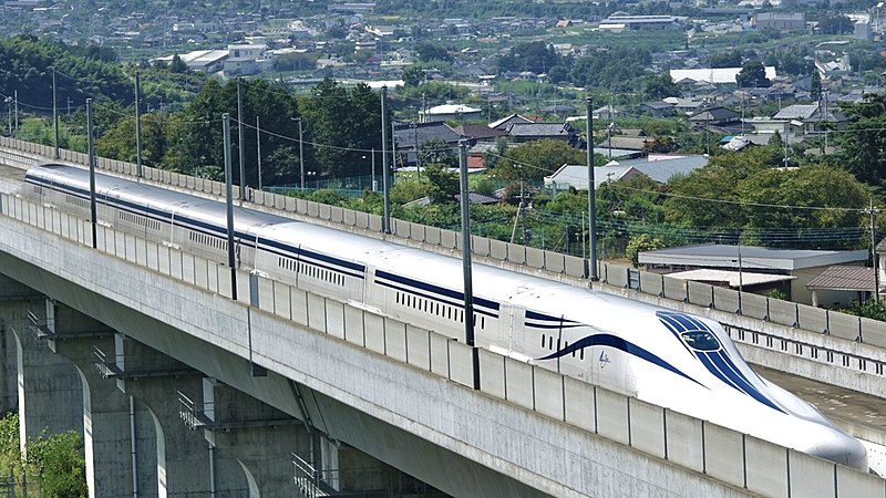 top 10 fastest train in the world 2021