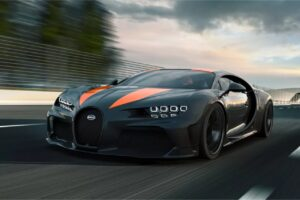 top 10 most expensive cars in the world, bugatti chiron super sport 300
