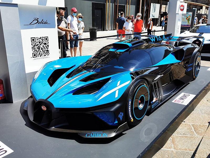 Bugatti bolide luxury cars