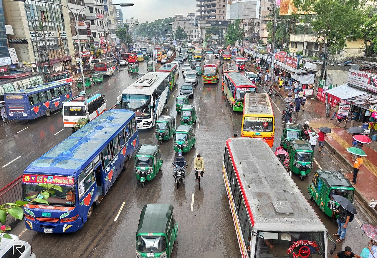 top 10 most populated city in the world dhaka