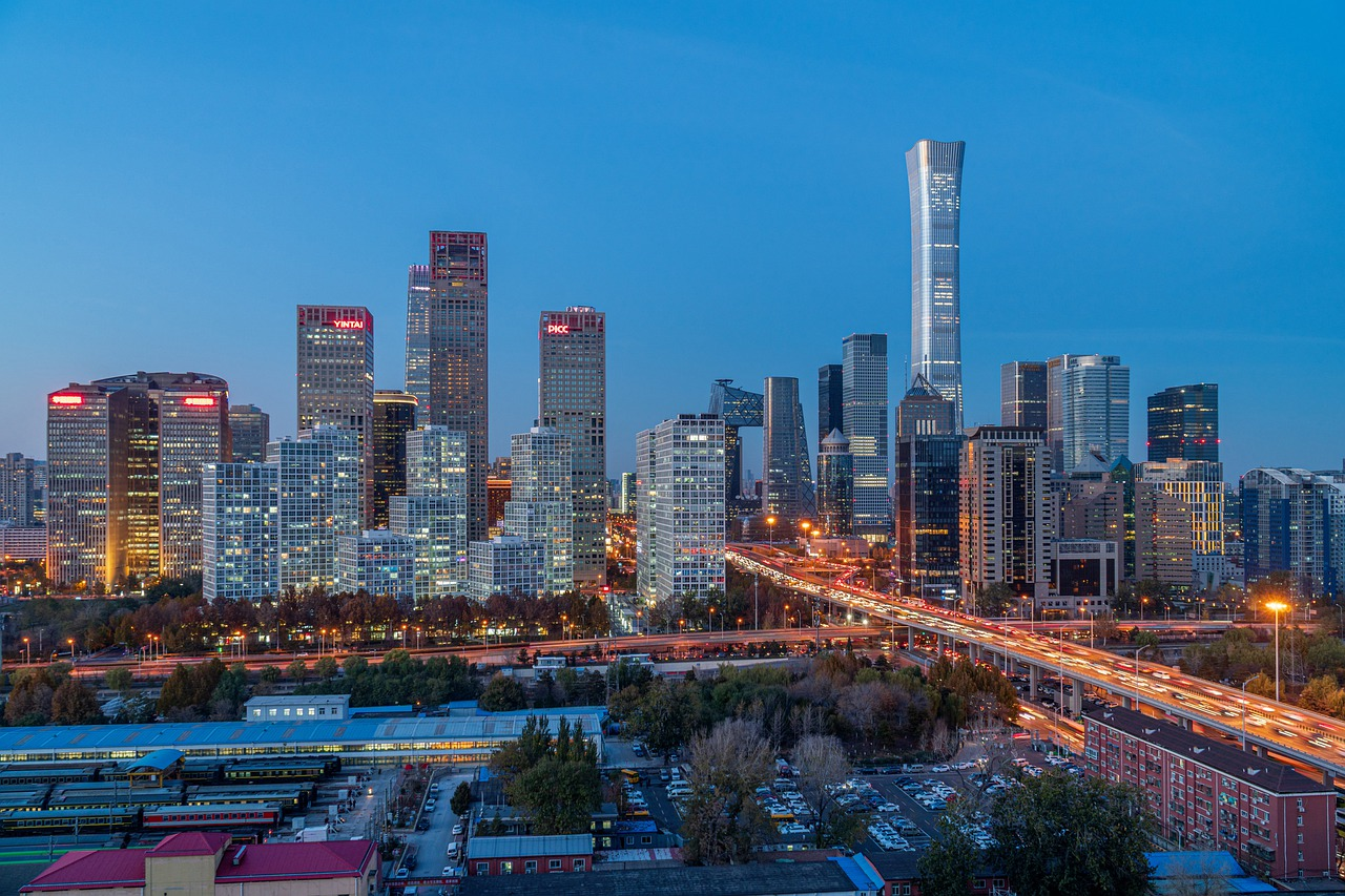 top 10 most populated city in the world Beijing