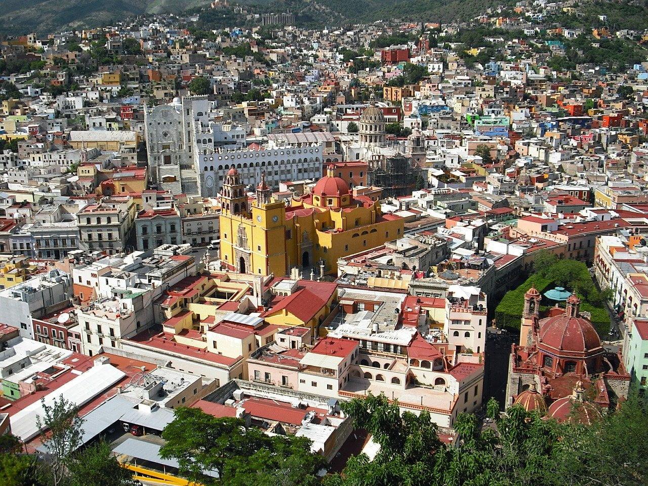 Mexico city demographics