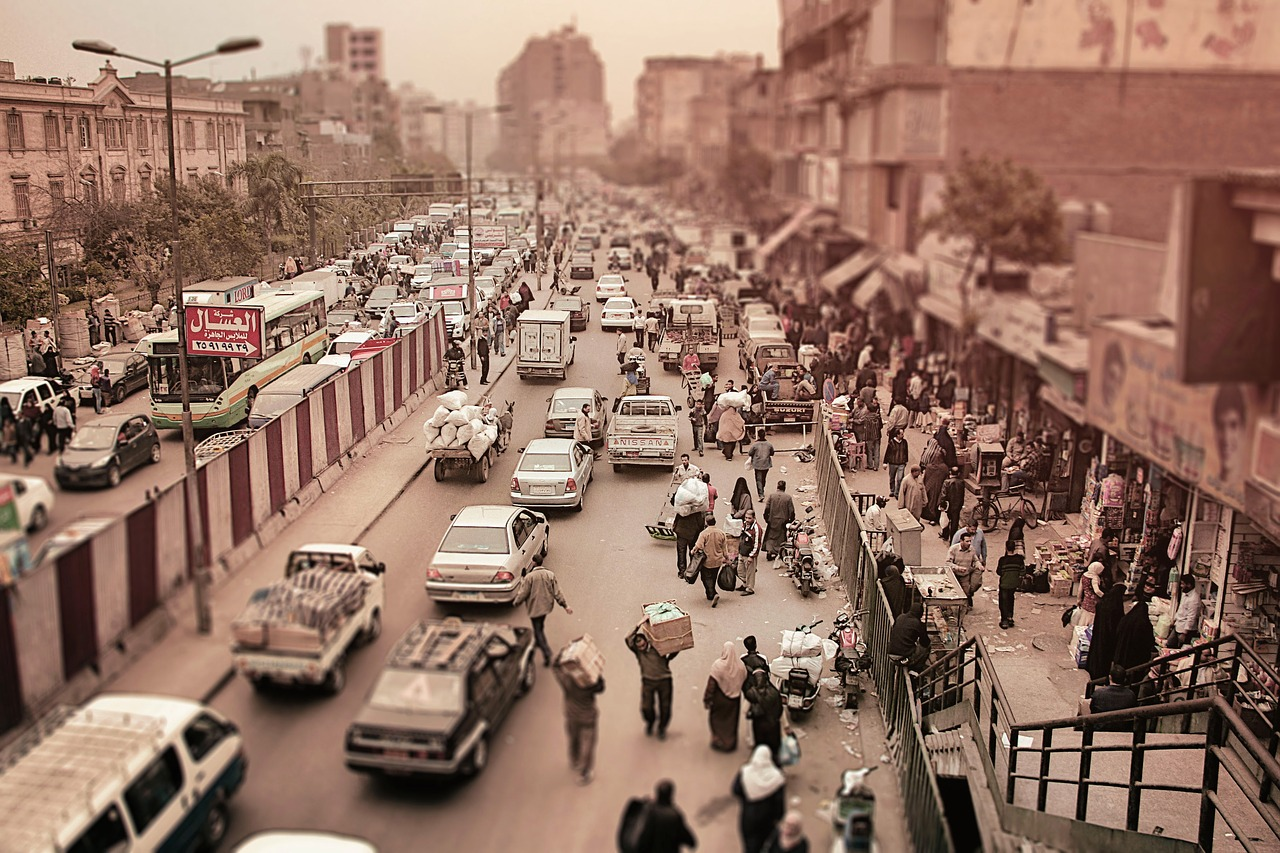 top 10 most populated city in the world Cairo
