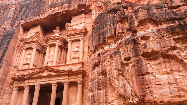 most beautiful places in the world to visit petra