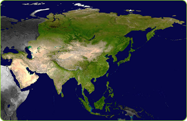 which is the largest continent in the world Asia