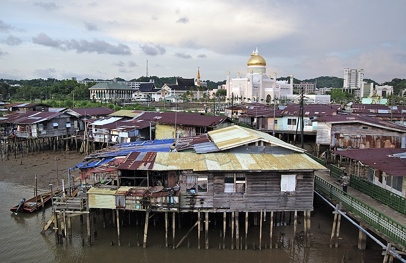 what is the richest country in the world 2021 Brunei