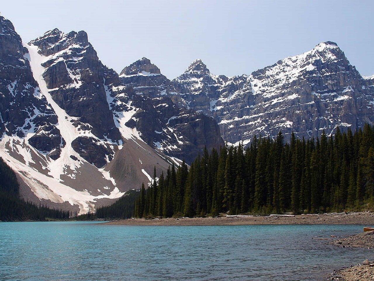 canadian rockies dolomites