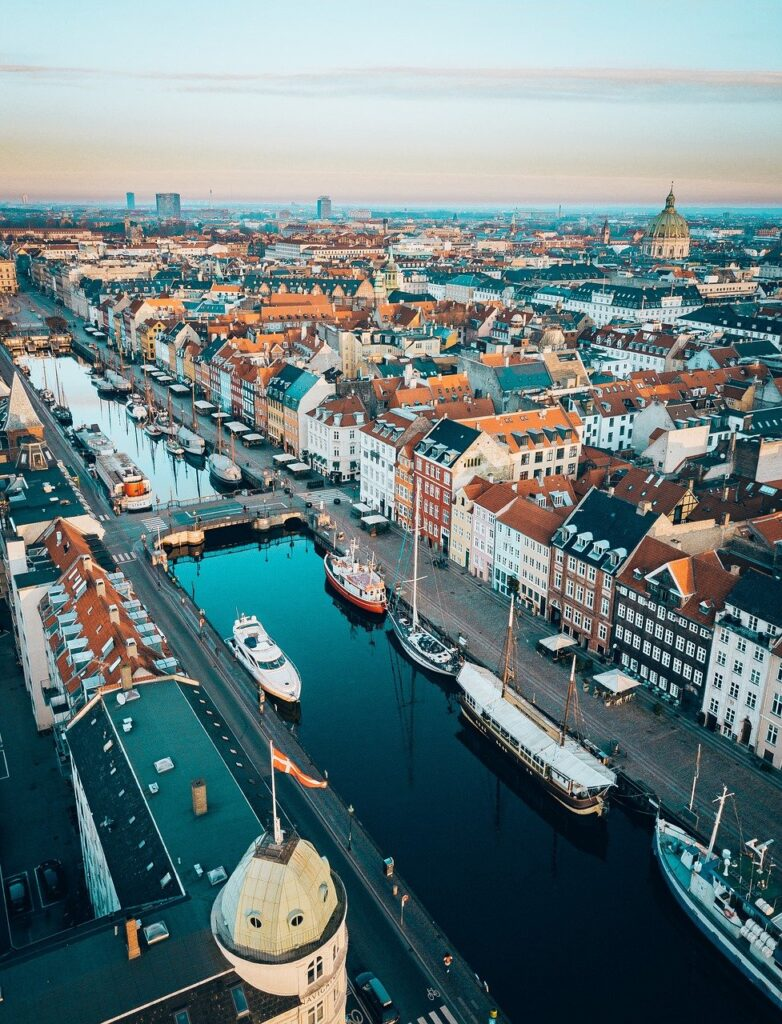 what is the richest country in the world 2021 Denmark
