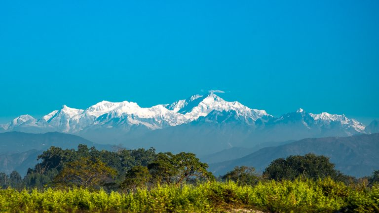 Kangchenjunga top 10 highest mountains in the world