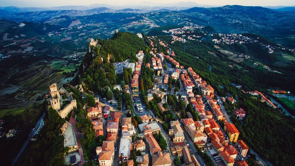 what is the richest country in the world 2021 San Marino