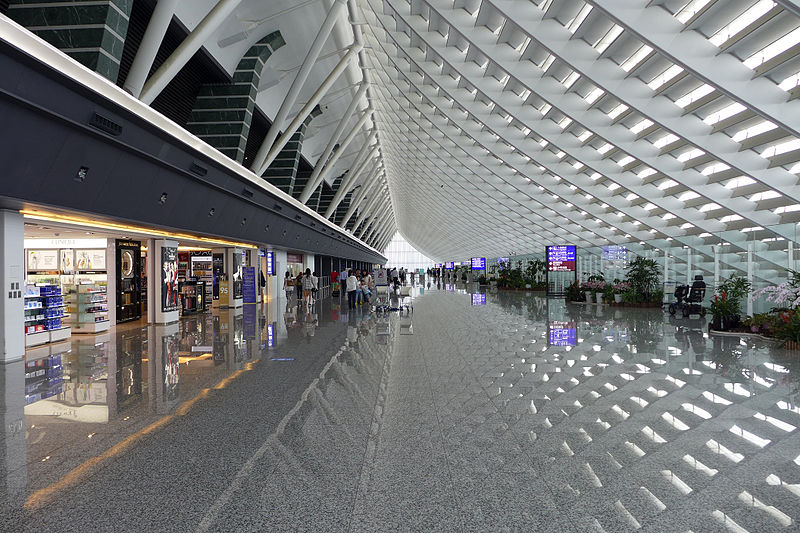 what is the busiest airport in the world Taoyuan International