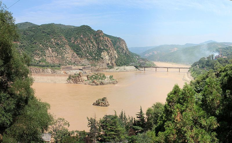 Yellow River biggest largest