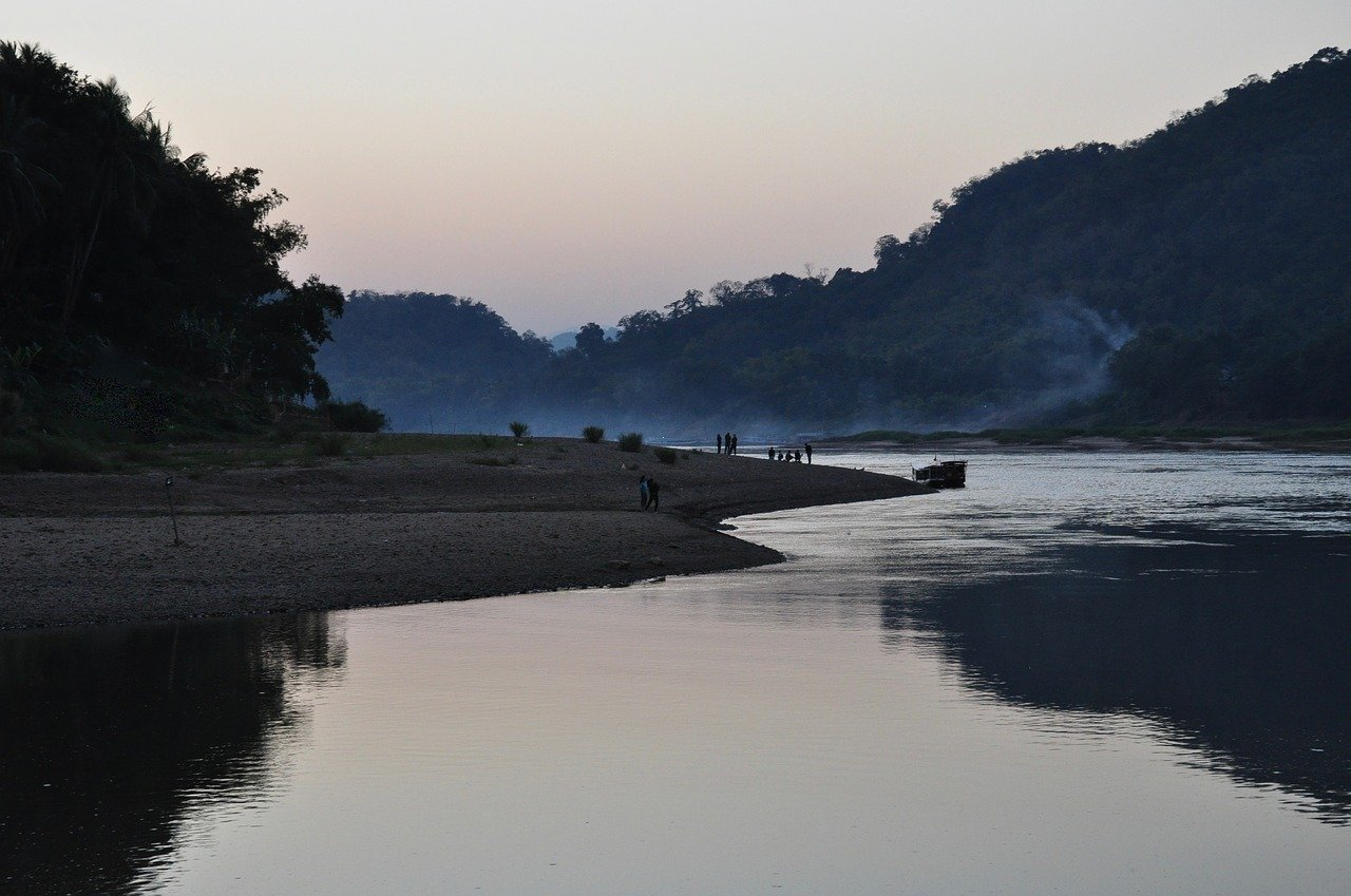 which is the longest river in the world Mekong