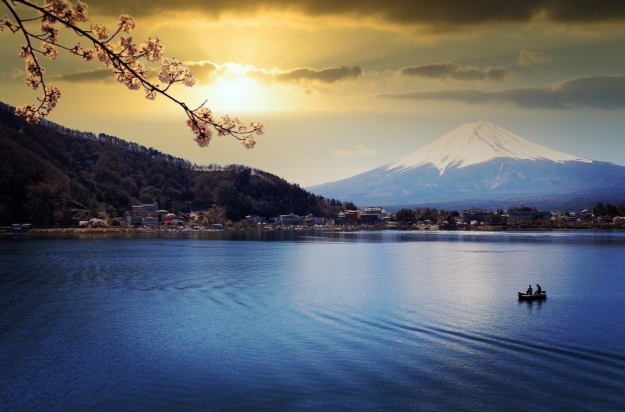 mount Fuji most beautiful mountains in the world