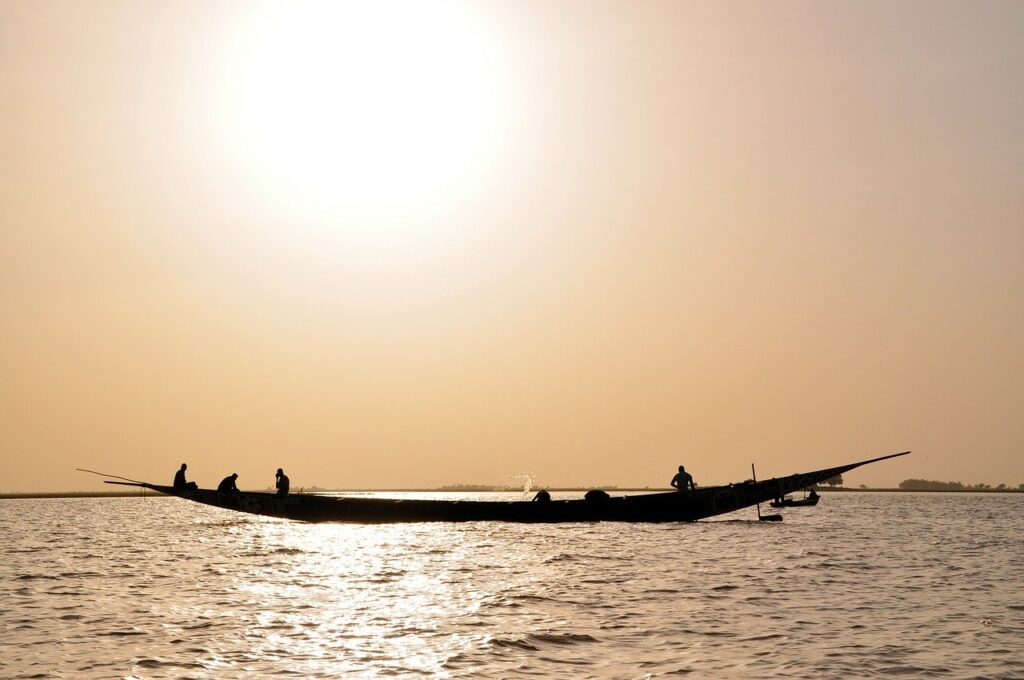 which is the longest rivers in the world Niger