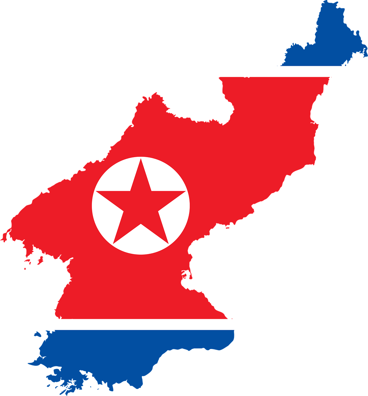 North Korean largest military force in the world.