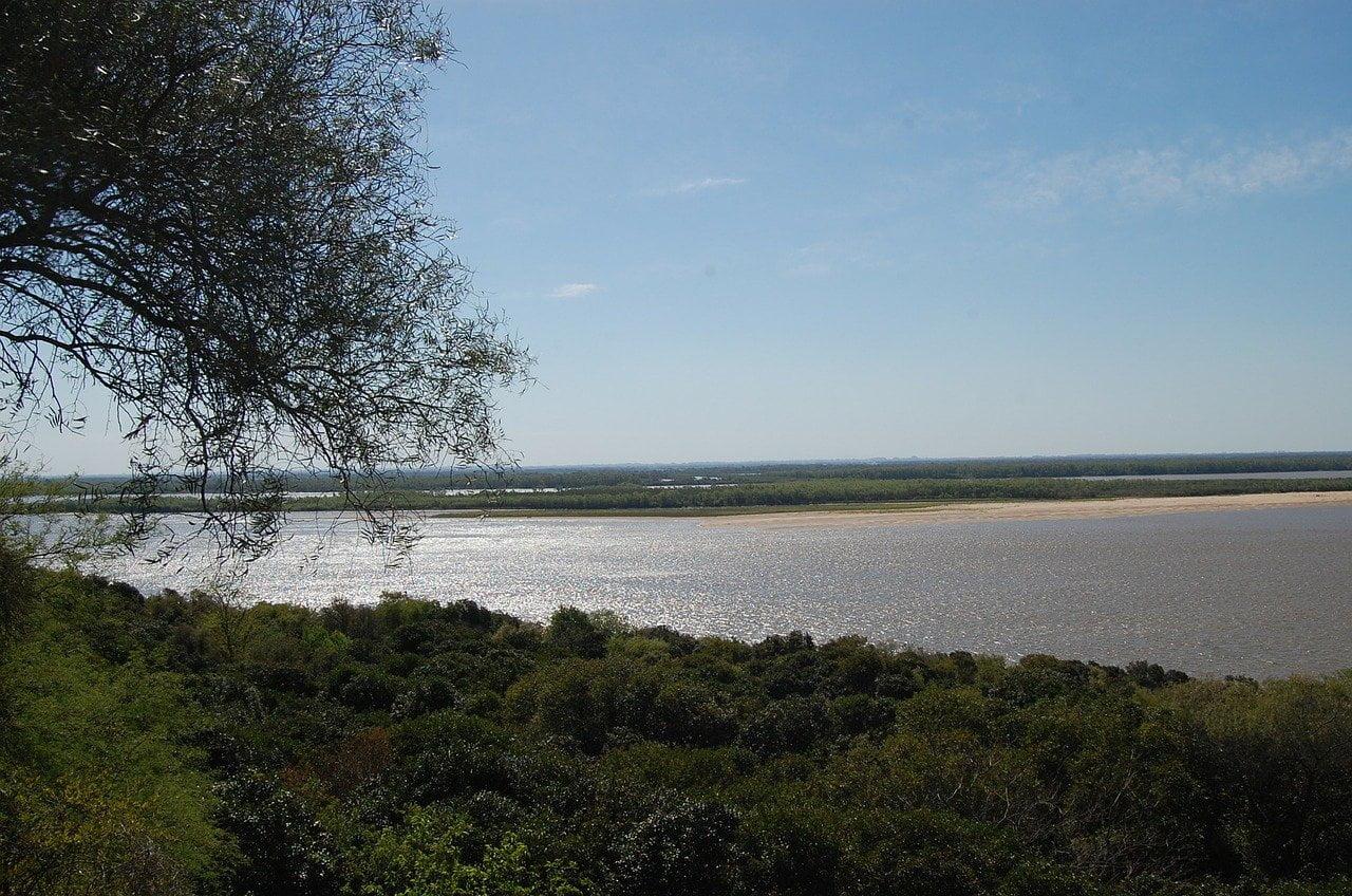 the world longest river Paraná