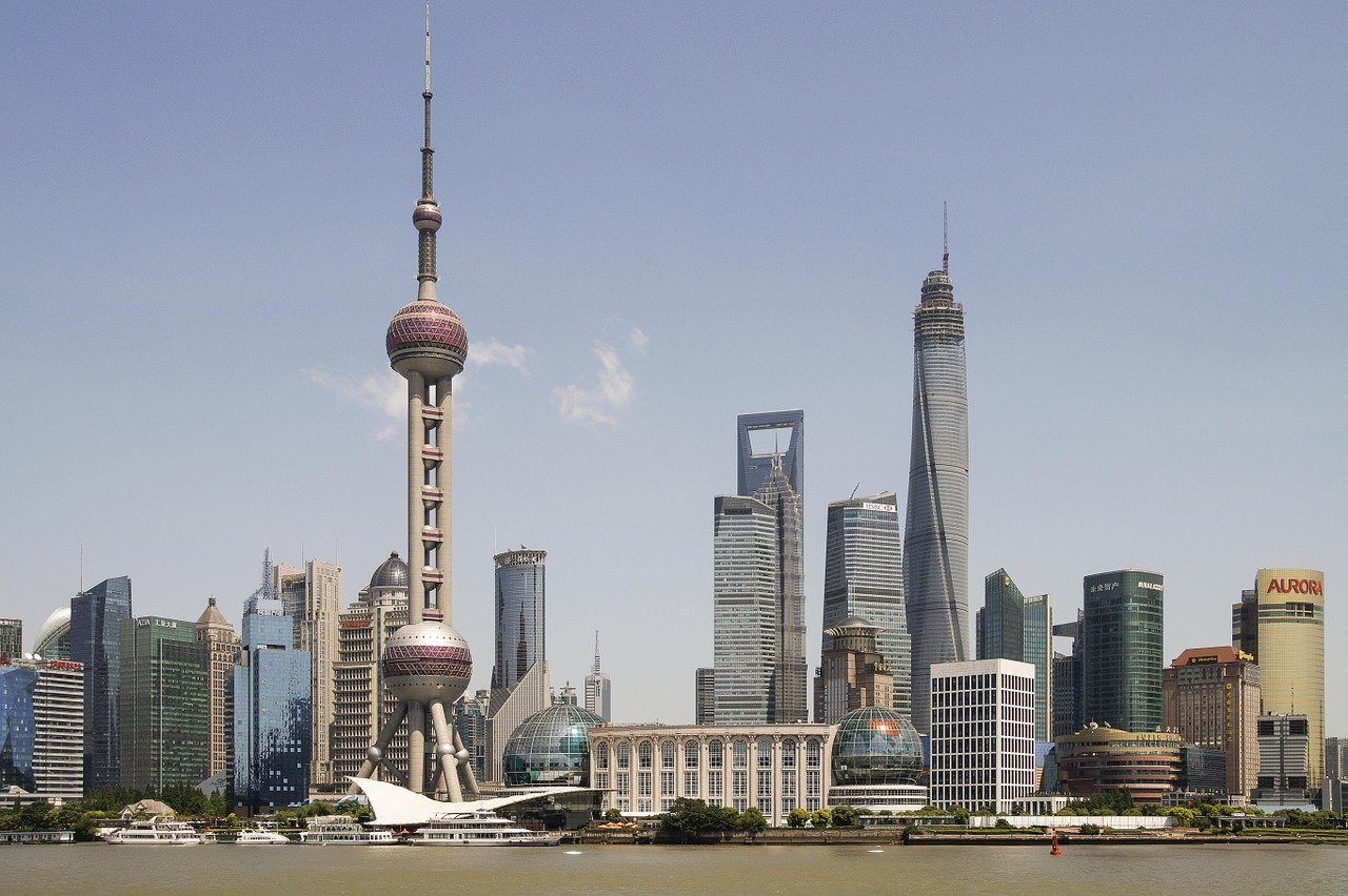 largest economies in the world 2021 China