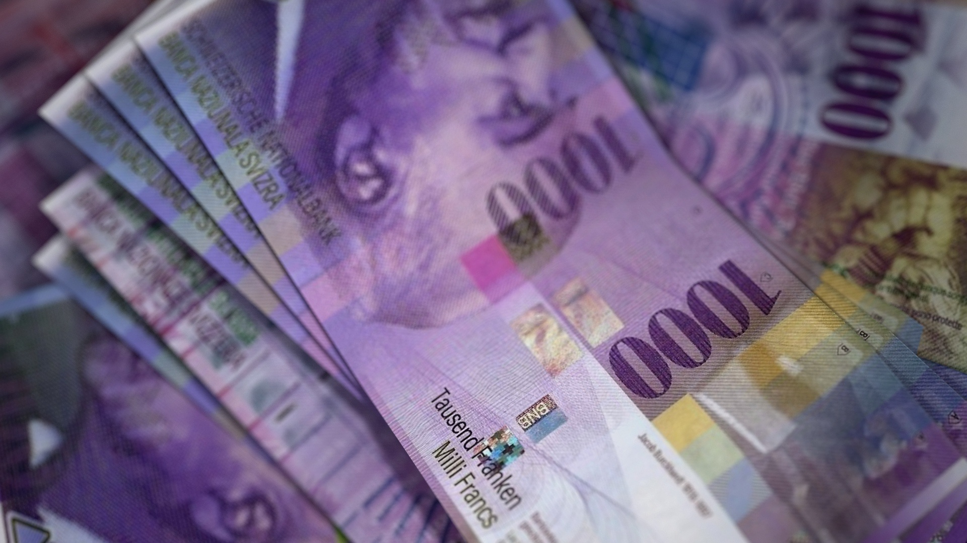 strongest currency in the world swiss franc