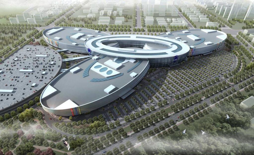 SM Tianjin complex