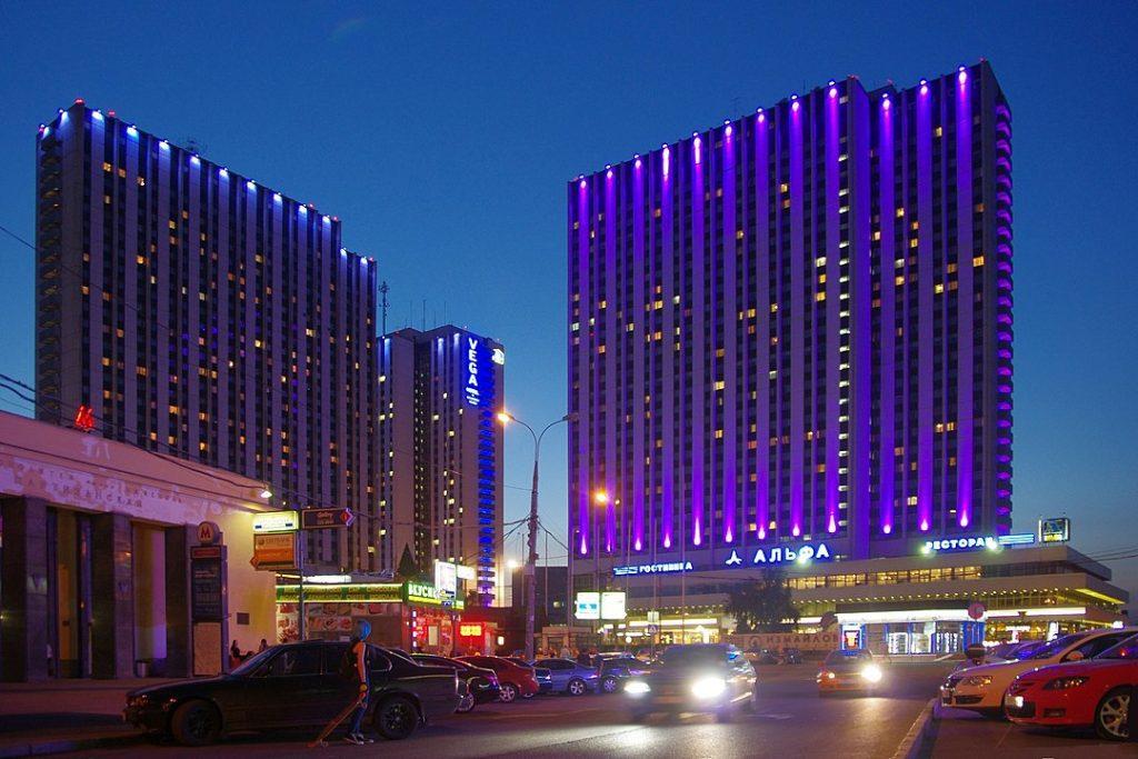 Izmailovo Hotel
